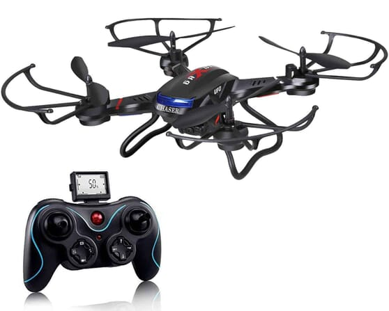 Just under $100. A top rated drone. Made it into our list of best drones under $200.