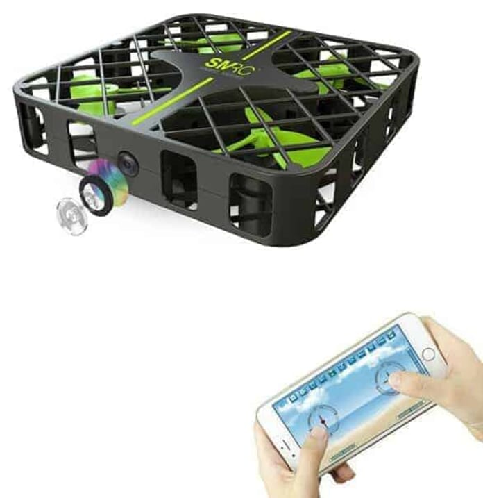 Costs only $49.99: the Rabing Foldable Mini RC Drone