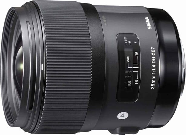 Another great Lenses for the Canon EOS 80D: the Sigma 35mm f/1.4 DG HSM A