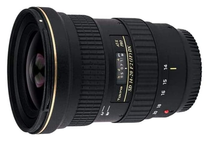 A Great Lens for the Canon EOS 80D: the Tokina AT-X 14-20mm f/2 Pro DX Lens