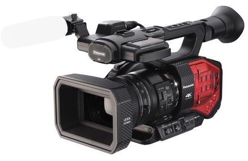 Panasonic AG-DVX200 4K (one of the Best Professional Camcorders)