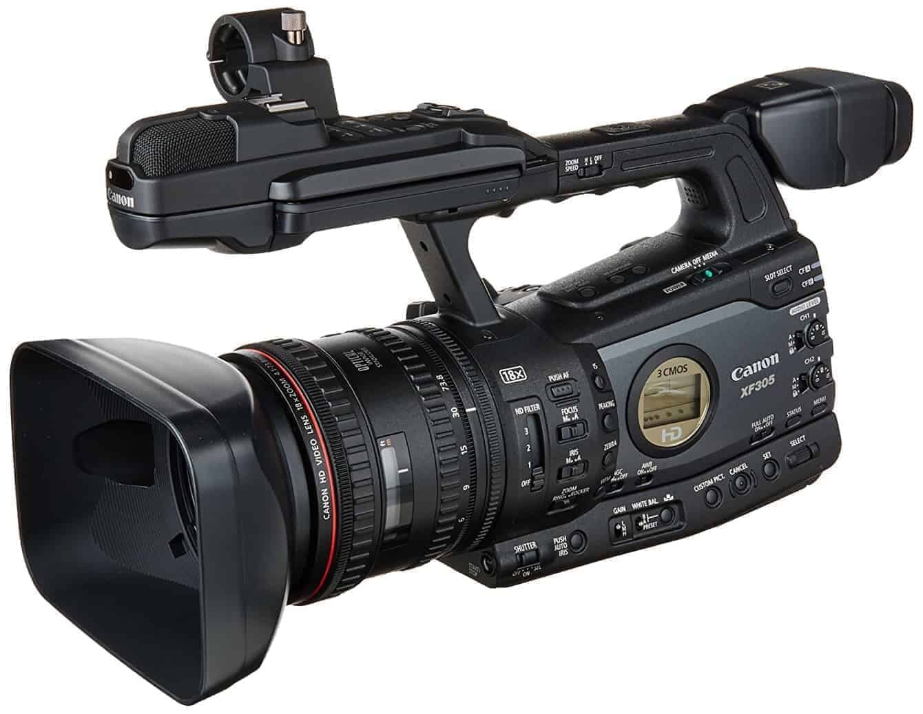 d76920776 Best Professional Camcorders (at Various Price Points)