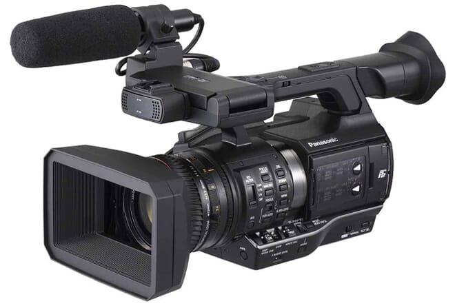 Panasonic AJPX270PJ P2 HD HANDHELD CAMCORDER
