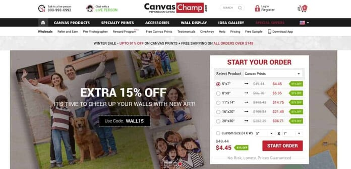 Review of the Best Canvas Printing Service Providers 1