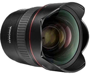 Yongnuo YN 14mm f/2.8 Lens