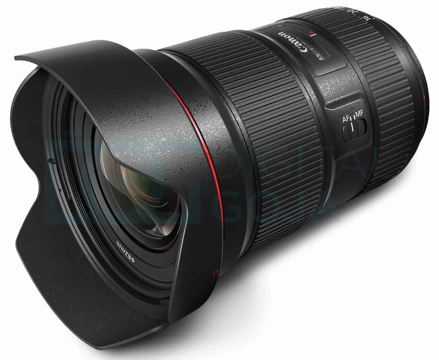 Canon Best Canon Lens for Landscape Photography #1 EF 16-35mm f/2.8L III USM
