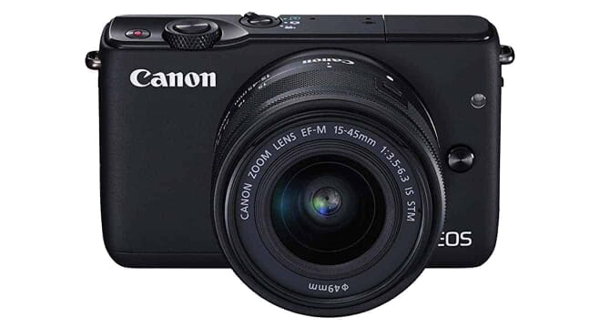 Canon Mirrorless Camera for Travel
