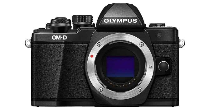 Olympus Mirrorless Camera for Travel