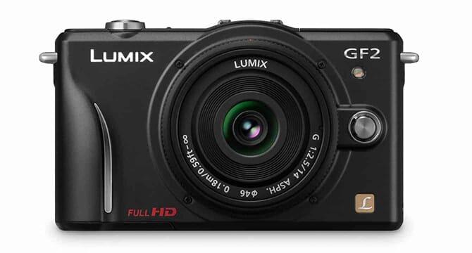 Panasonic Mirrorless Camera for Travel