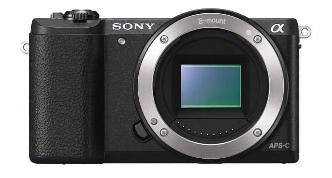 Sony Mirrorless Camera for Travel