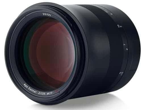 The Zeiss Milvus 135mm f/2 ZE Lens