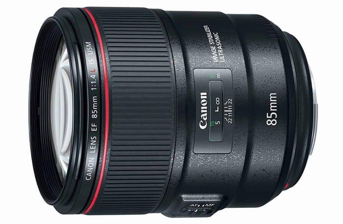Canon EF 85mm f/1.4L IS USM - DSLR Lens