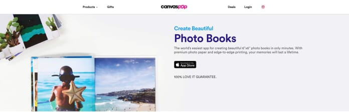 CanvasPop Photo Books with iPhone App - a great way to make your Photo Books (Fast, Easy and Fun)