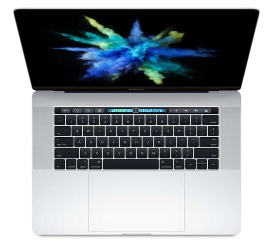 Apple MacBook Pro MLH32LL-A 15 inch with Touch Bar 2.6GHz quad-core Intel Core i7 256GB Retina Display