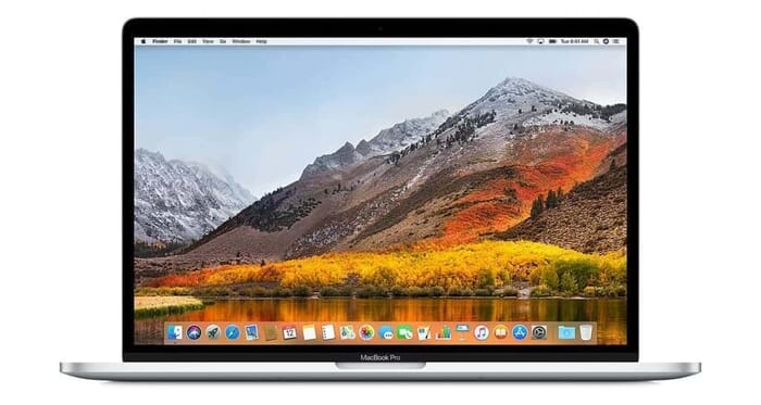 Apple MacBook Pro 15.4-Inch Laptop with Touch Bar and Touch ID - Intel Core i7 3.1GHz