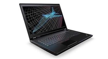"Lenovo ThinkPad Workstation P71-20HK000YUS-HID1-US 17.3"" Intel Xeon"