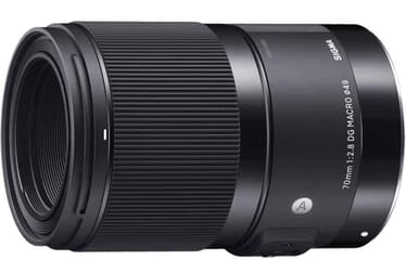 Sigma 70mm f 2.8 DG Macro Art Lens for Canon EF