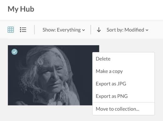 The Hub at PicMonkey.com