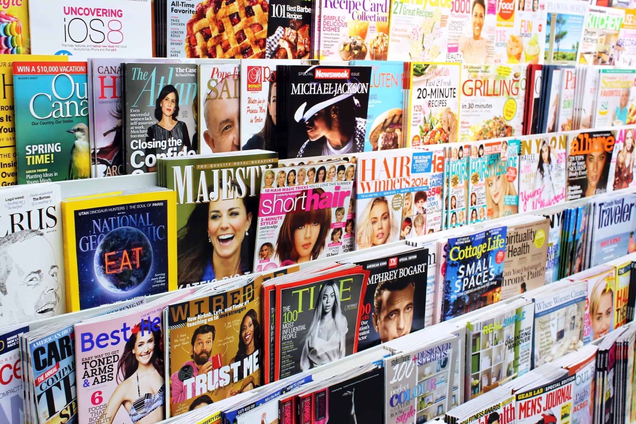 Learn How to Submit Your Photos to Magazines and Get Published