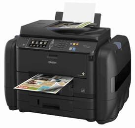 Epson WorkForce Pro WF-R4640 EcoTank A-I-O Inkjet Printer