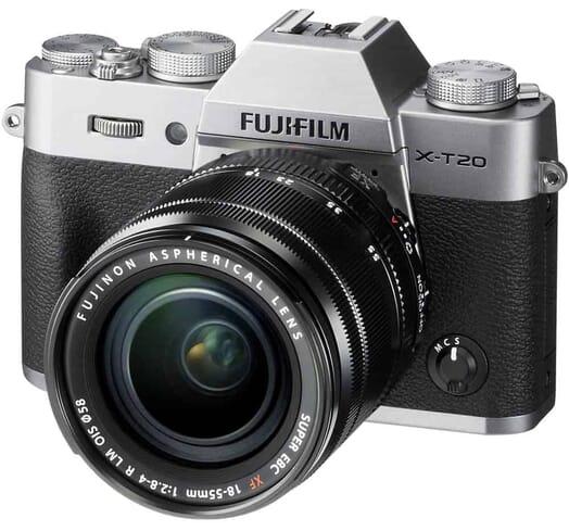 Fujifilm X-T20 Mirrorless Digital Camera