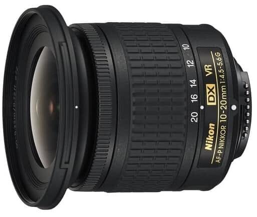 Nikon AF-P DX Nikkor 10-20mm f/4.5 – 5.6G VR