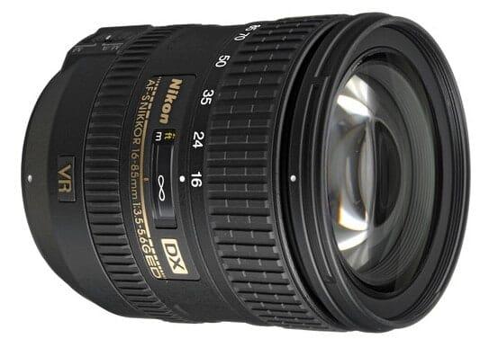 Nikon AF-S DX Nikkor 16-85mm f/3.5 – 5.6 G ED VR