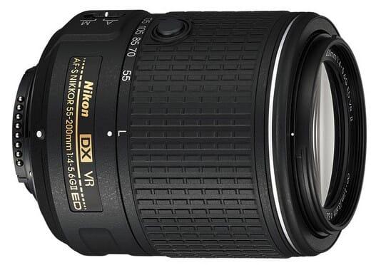 Nikon AF-S DX Nikkor 18-200mm f/3.5 – 5.6G ED VR II