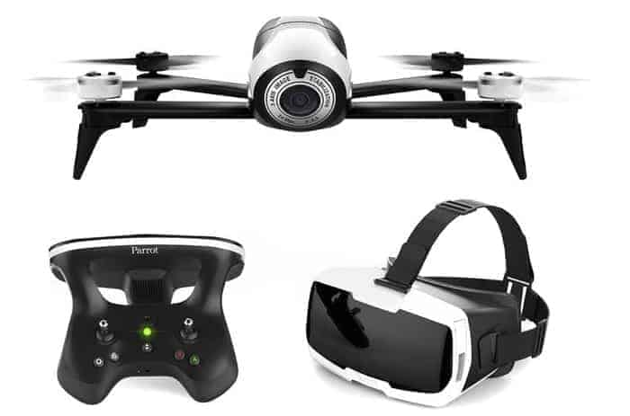 Parrot Bebop 2 Adv (Drone with VA Glasses)