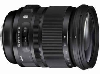 Sigma 24-105mm f4 DG OS HSM Art Lens