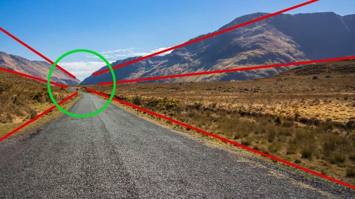 Photography Basics - Leading Lines