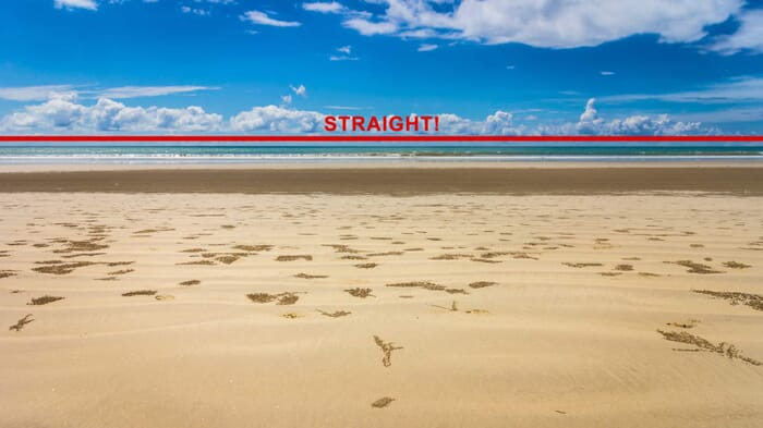 Photography Basics - Straight Horizons