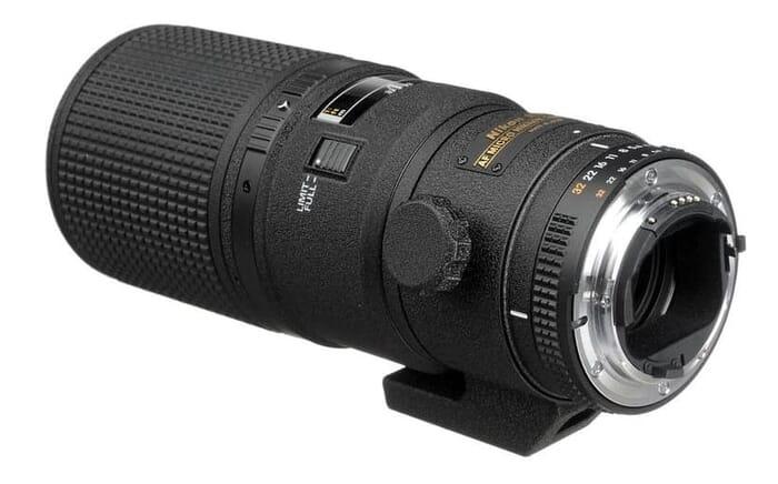 Nikon AF FX Micro-NIKKOR 200mm f:4D IF-ED