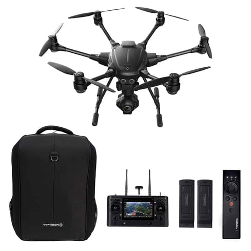 Yuneec Typhoon H Pro Bundle - One of the Best Drones for Still Photography