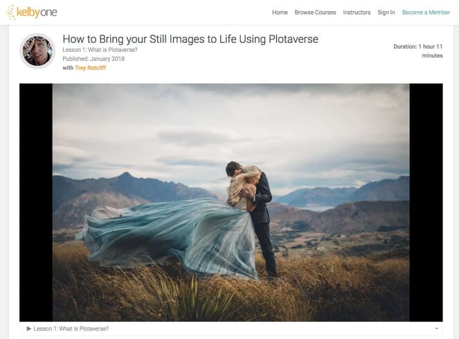 Bring Still Images to Life with Plotaverse