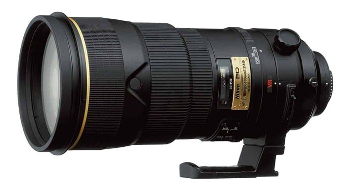 Nikon 300mm f/2.8G IF-ED AF-S VR Nikkor Lens