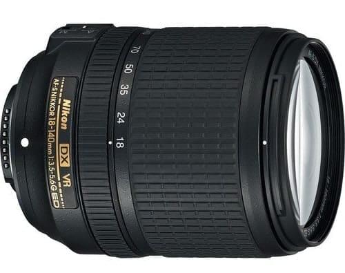 Nikon AF-S DX NIKKOR 18-140mm f:3.5-5.6G ED