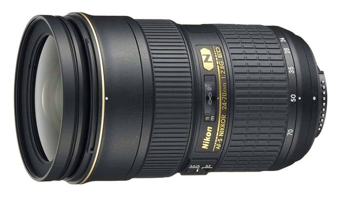 Nikon AF-S FX NIKKOR 24-70mm f/2.8G ED