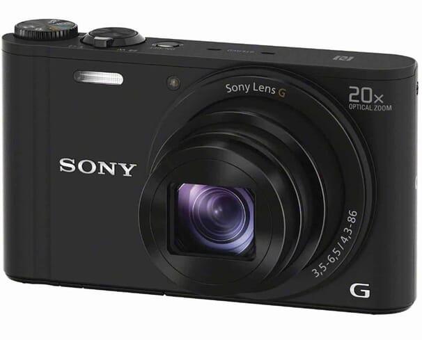 Sony Cyber-shot DSC – WX350