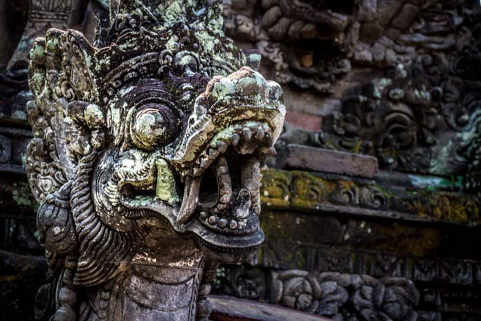 Batuan Village Temple - What to photograph in Bali