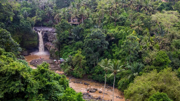 Teganungan Waterfall - What to Photograph in Bali