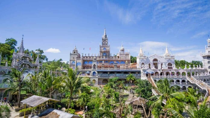 Catholic Simala Shrine in Sibonga Cebu