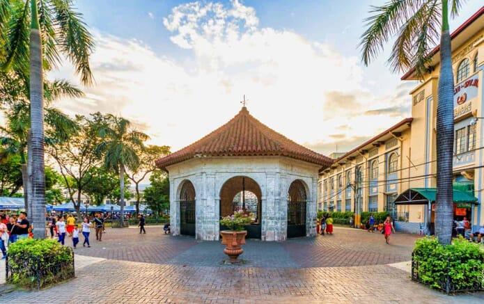 Photography Spots in Cebu City: Plaza Sugbo