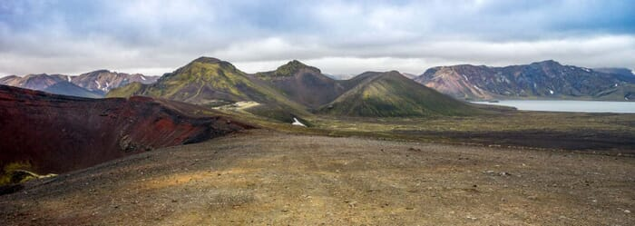 What to photograph in Iceland - Landmannalaugar