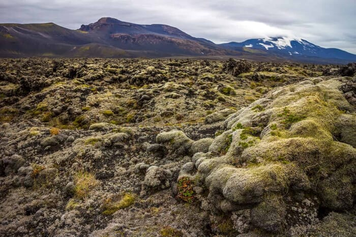 What to photograph in Iceland - Volcanic landscapes