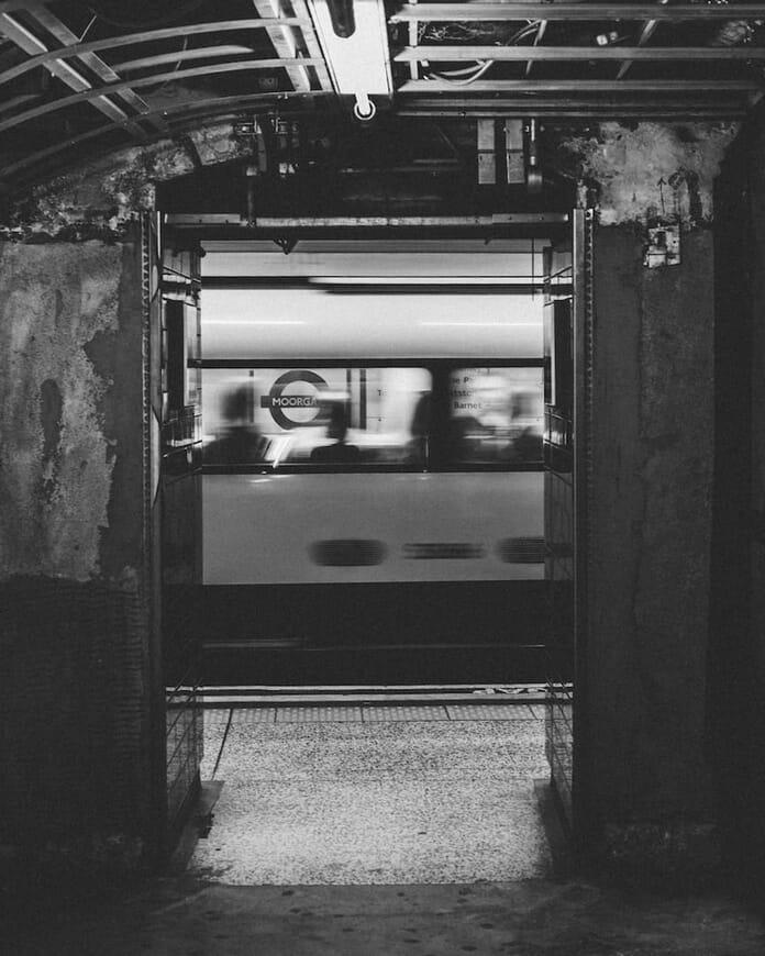 Street Photography Metro Station