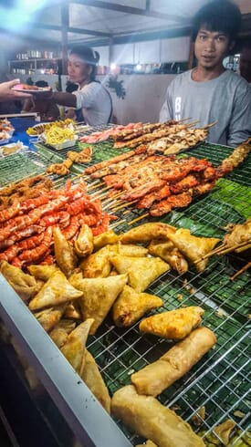 What to photograph in Thailand - Street food
