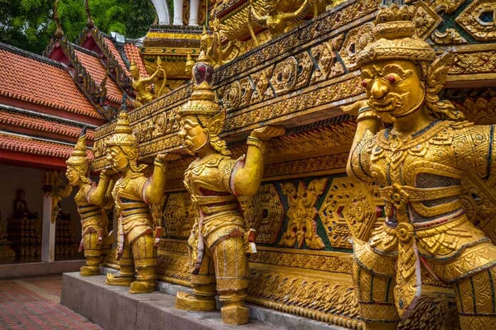 What to photograph in Thailand - Bang Reang Temple