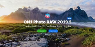 ON1 Photo Raw 2019.5 Review
