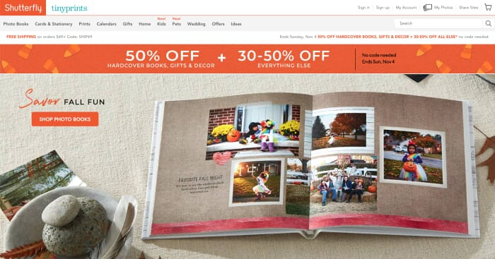 Shutterfly Photo-books